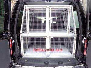 клетки для перевозки собак