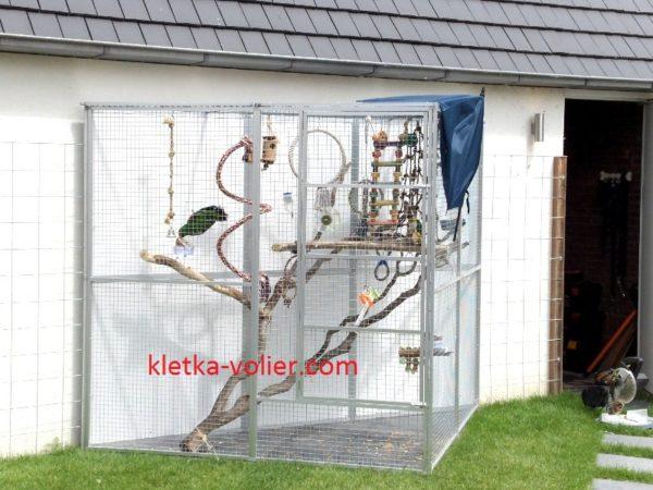 вольер-для-попугая